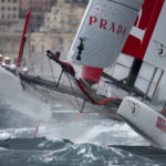 Always On – Flying on the world's fastest sailboat
